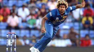 New Zealand vs Sri Lanka 1st ODI: Lasith Malinga and Co. Fined For Slow Over Rate