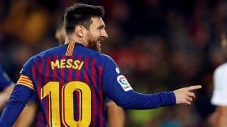 La Liga Roundup: Legend Lionel Messi Scores 400th League Goal, Sends Barcelona Five Points Clear in Table