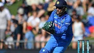 5th ODI India vs New Zealand: Dhoni to Return For Final ODI, Confirms Bangar