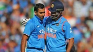 India vs Australia 1st ODI Sydney: Rohit Sharma Differs With Virat Kohli, Says 'Ideal' Number Four Is MS Dhoni