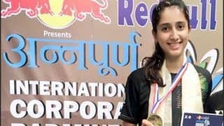Pakistan's Top Female Shuttler Wants to Visit India For Exposure