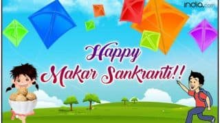 Happy Makar Sankranti 2019: Wish Your Dear Ones Happy Sankranti With These WhatsApp Messages, Quotes, Greetings, SMS