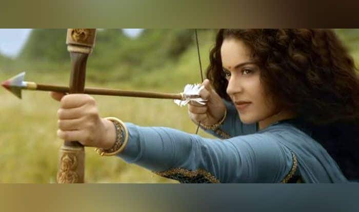 Kangana Ranaut in Scene From Manikarnika
