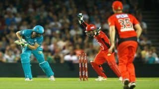BBL 2018-19 Melbourne Renegades vs Brisbane Heat Match 29 Live Cricket Streaming And Updates: Timings, Predicted XI, Fantasy XI, Squads,Online Streaming And Live TV Coverage