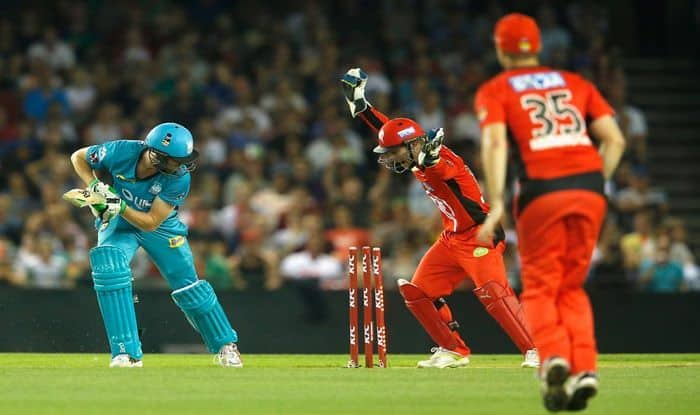 Melbourne Renegades vs Brisbane Heat