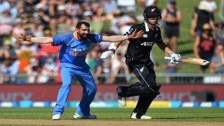 1st ODI India vs New Zealand: Captain Virat Kohli Heaps Praise on Super-Fit Mohammed Shami After Match-Winning Spell in Napier