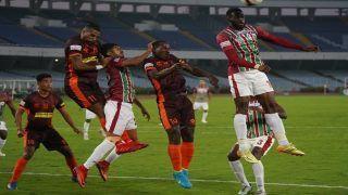 I-League 2018-19: Mohun Bagan, Gokulam Kerala FC Share Point After Playing 2-2 Draw