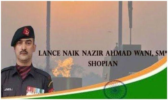 आतंकी से आर्मी ऑफिसर बने नजीर वानी को मरणोपरांत मिला अशोक्र चक्र सम्मान, शहादत को देश का सलाम