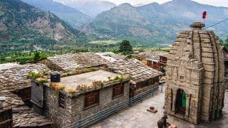 Naggar is The Most Charming Village in Kully Valley of Himachal Pradesh