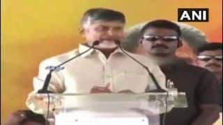 Andhra Pradesh CM Naidu Warns of Decreasing Birth-death Ratio in India; Encourages People to Have Four Kids