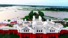 Neermahal or The Water Palace is an Architectural Marvel in Tripura
