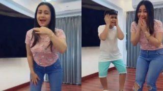 Neha Kakkar Creates TikTok Video on Her Own Song Aankh Maarey And it is Hilarious AF
