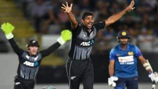 New Zealand Thrashes Sri Lanka By 35 Runs In One-Off T20I