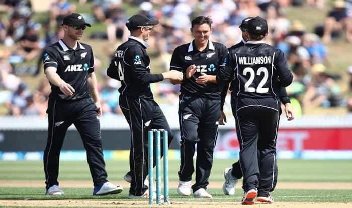 India Vs New Zealand 4th Odi Highlights Trent Boult