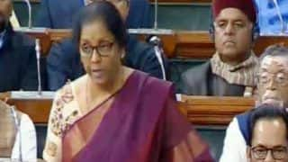 HAL Contracts Row: Nirmala Sitharaman Responds to Congress' Allegations, Says 'Doubts Raised Are Incorrect And Misleading'