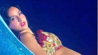 Nora Fatehi Once Again Performs on Her Popular Track 'Dilbar' And it is Hotness Personified - Watch