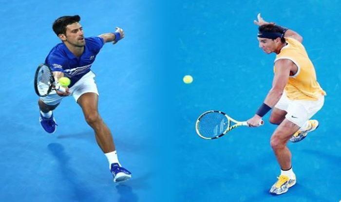 Novac Djokovic vs Rafael Nadal in Australian Open Men's Final_Picture Credits- Aus Open Official Twitter
