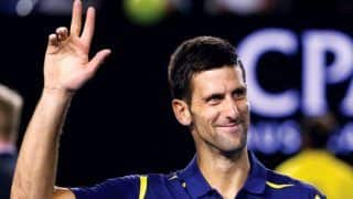 ATP Rankings: Novak Djokovic Tops The Table, Rafael Nadal In Second Place