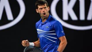 Novak Djokovic, Kei Nishikori in French Open Quarterfinals