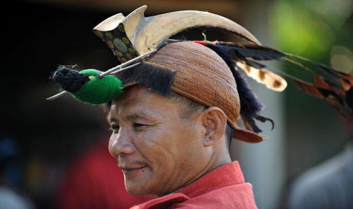 Nyishi tribe