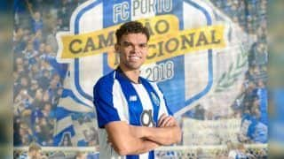 Former Real Madrid Star Pepe Returns To FC Porto
