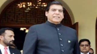 Pakistan's Former Prime Minsiter Raja Pervez Ashraf to be Indicted on February 8