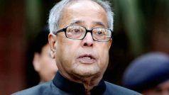 पूर्व राष्ट्रपति प्रणब मुखर्जी पर हो रहा है इलाज का असर, हालत स्थिर: बेटा अभिजीत मुखर्जी