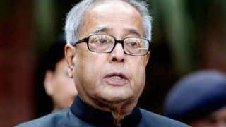 Quixotic Heroism Cannot Lead The Country: Pranab Mukherjee