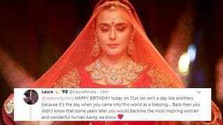 Happy Birthday Preity Zinta: Fans Tweet Wishes For Dimpled Actress as She Turns 43