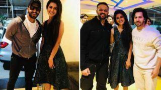 Internet Sensation Priya Prakash Varrier Flaunts Her Hotness as She Poses With Ranveer Singh, Katrina Kaif, Varun Dhawan During Uri Screening