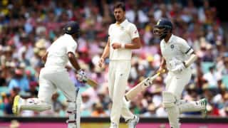 Australia vs India 4th Test Sydney Day 1: India 69/1 Against Australia at Lunch as Mayank Agarwal And Cheteshwar Pujara Maintain Momentum