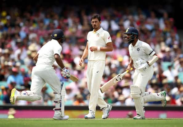 Pujara and Agarwal_Picture - BCCI Twitter
