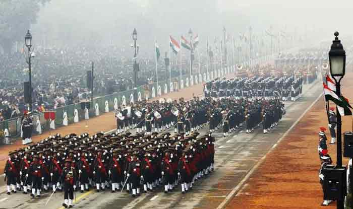 File photo of Republic Day Parade