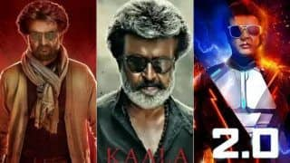 Box Office: Rajinikanth Winning With Kaala, 2.0 And Petta as Films Earn a Cumulative Rs 1000 Crore Worldwide