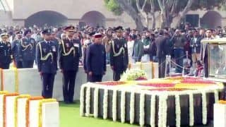 President Kovind, PM Modi, Vice President Naidu And Top Politicos Pay Tribute to Mahatma Gandhi on His 71st Death Anniversary
