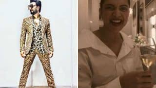 Umang 2019: Ranveer Singh Jokes About Wife Deepika Padukone Saying 'Aya Police' Everytime he Goes Back Home Post Simmba Success - Watch Video