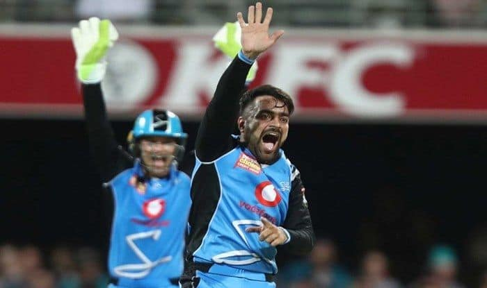 Adelaide Strikers vs Sydney Sixers