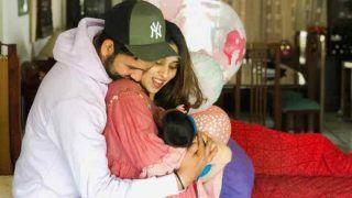 रोहित शर्मा ने बेटी का रखा नाम, पहली बार शेयर की ये खास फोटो