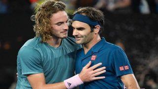 Australian Open 2019: 20-Year-Old Stefanos Tsitsipas Stuns Roger Federer, Eliminates Defending Champion