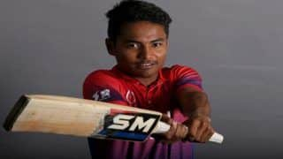 Nepal's Rohit Paudel Creates New World Record, Surpasses Sachin Tendulkar, Shahid Afridi To Become Youngest Batsman to Score a International Half-Century