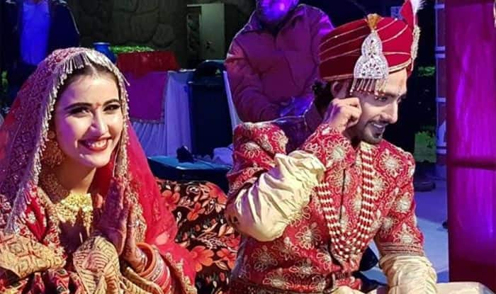 Sheena Bajaj and Rohit Purohit Wedding