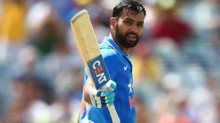 India vs Australia 1st ODI Sydney: Rohit Sharma Slams 22nd Hundred, Matches Sourav Ganguly's Record; Twitter Lauds Opener