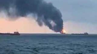 11 Dead After Two Ships With Indian Crew Catch Fire Near Russia Coast