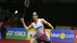 Indonesia Masters: Saina Nehwal Thumps Pornpawee Chochuwong in Straight Games to Enter Semifinals, Kidambi Srikanth Bows Out in Quarterfinals
