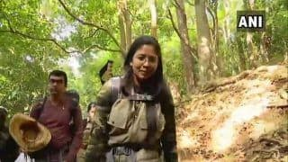 Defence PRO Dhanya Sanal Becomes First Woman to Trek Agasthyarkudam After 2018 Kerala HC Ruling
