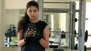 Haryanvi Sizzler And Chetak Fame Sapna Choudhary Looks Hot AF in Post-Workout Picture, Take a Look