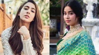 Sara Ali Khan Opens up About Made up Rivalry With Jahnvi Kapoor, as Both Recall Funny Moment at Kedarnath Screening