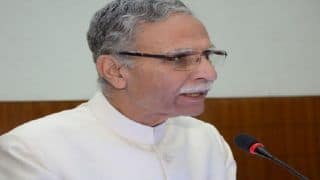 The Most Difficult Thing I've done in my Life is be The VC of Aligarh Muslim University, SaysLt. Gen. Zameer Uddin Shah