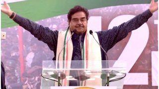 कांग्रेस सही मायने में राष्ट्रीय पार्टी, BJP में पहले लोकशाही थी, अब तानाशाही है: शत्रुघ्न सिन्हा