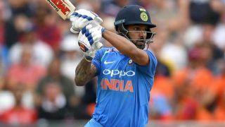 नेपियर में धवन ने की ब्रायन लारा की बराबरी, ऐसा करने वाले दूसरे भारतीय खिलाड़ी